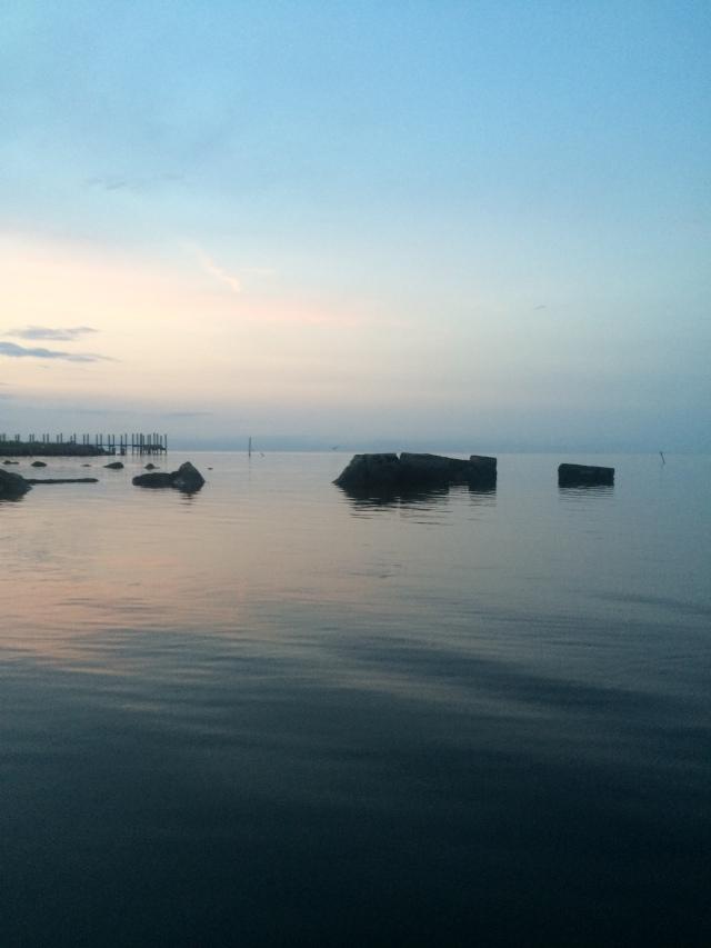Ocracoke dock